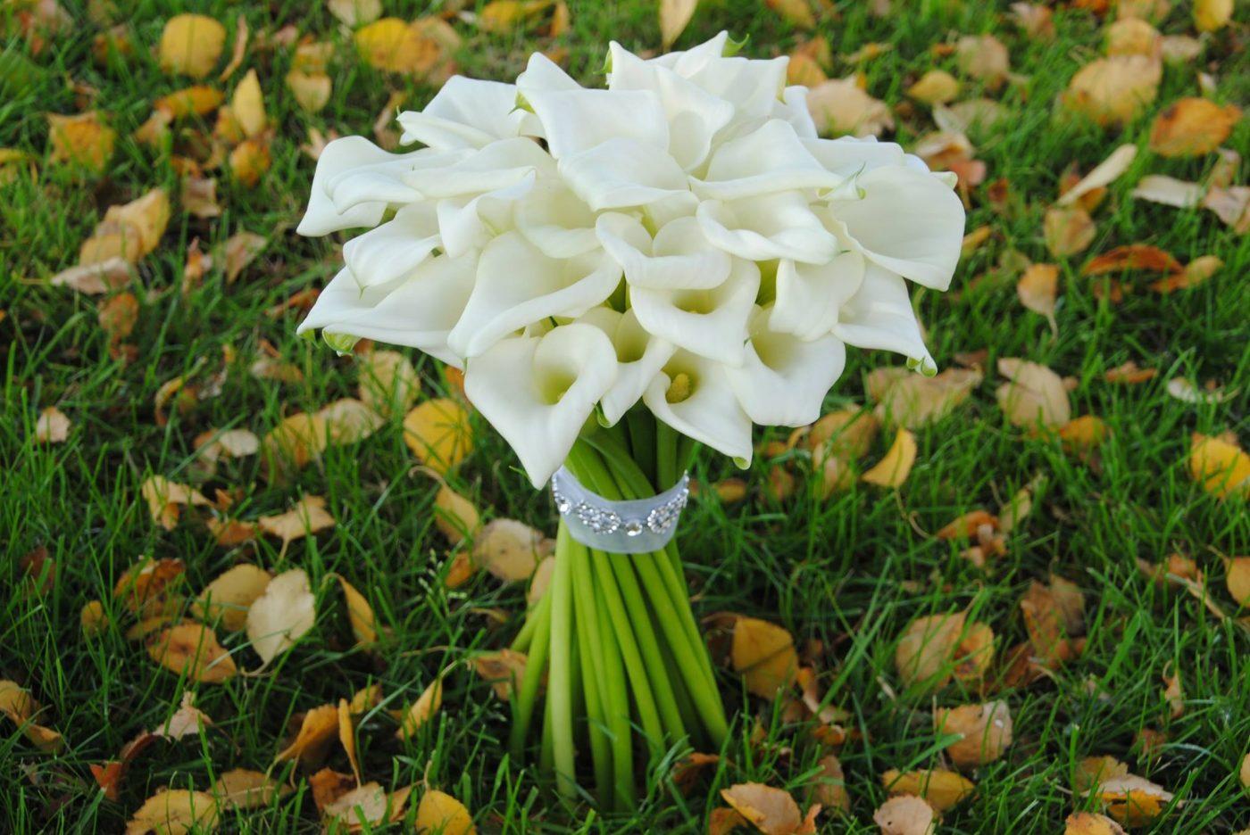Bryllupsblomster – Brudebukett og blomster til bryllup